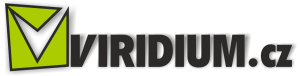 logo bbarevné Viridium
